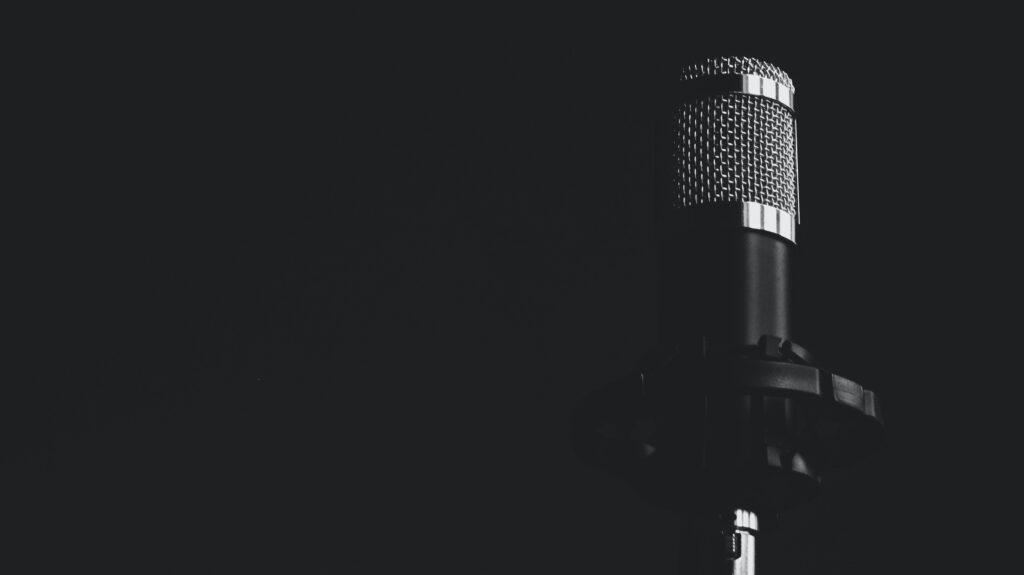 Organising a vocalist